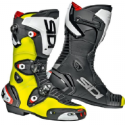 Sidi MAG-1 Boots Black/Yellow